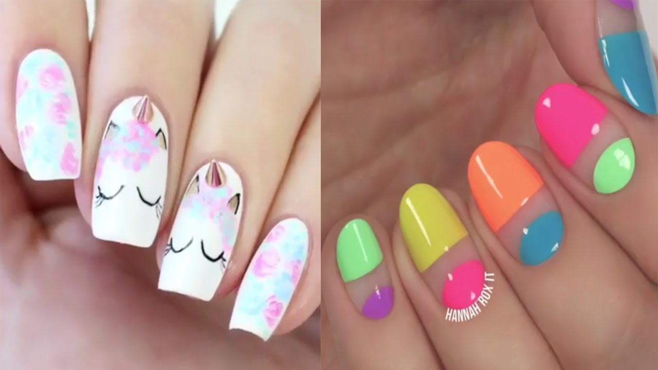 Best Nail Art Design: New Nail Art Designs Compilation