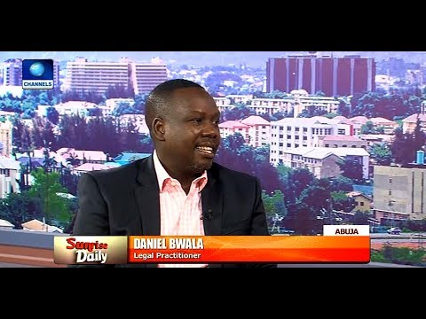 'Maina Saga' Started From The Attorney General's Office - Bwala |Sunrise Daily|