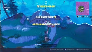 It was poutant free win on fortnite battle royale (duo) - W-tox