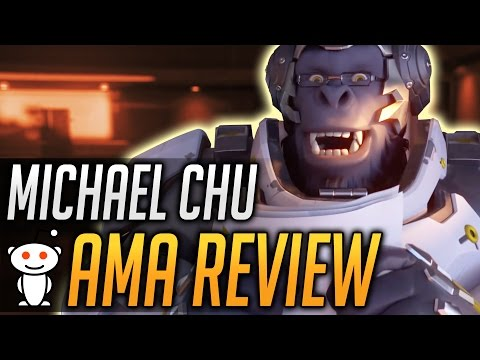Overwatch: Michael Chu - Reddit AMA Review (Lead Writer Lore Roundup)