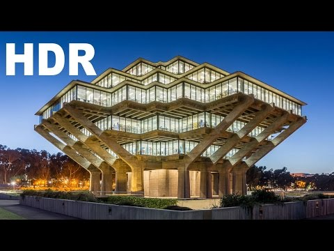 HDR Photography - How to Shoot HDR Photos
