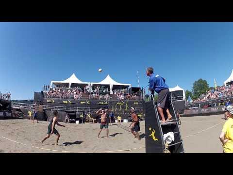 AVP Seattle Open: Casebeer/Mayer vs Santos/Schalk