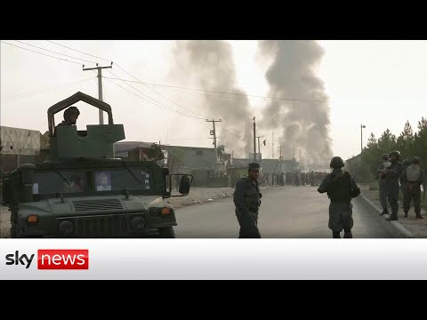 Afghanistan: 'It's not a question of if, it's a question of when' Kabul could fall to Taliban