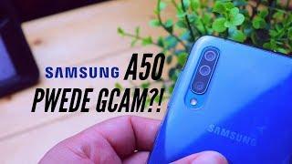 Samsung A50 - 10 Tips - Pwede GCam?!