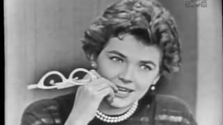 To Tell the Truth - Jewel thief; Lowell Thomas, Jr.; PANEL: Phil Silvers (Feb 11, 1958)