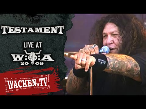 Testament - Into the Pit - Live at Wacken Open Air 2009