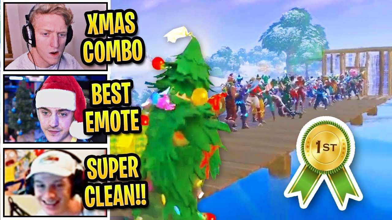 Streamers Host Biggest Christmas Skin & Emote Contest ...