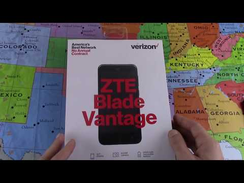ZTE Blade Vantage Reviews, Specs & Price Compare