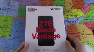 ZTE Blade Vantage Unboxing And First Impressions