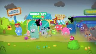 Moshi Monsters - Super Moshis - Monstro City Needs YOU! Use Code