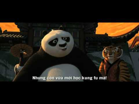 Kungfu Panda 2 - Lotte Cinema Trailer: khởi chiếu từ 1/6/2011