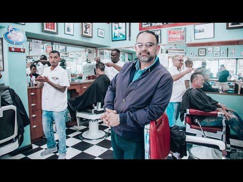 Nomad Barber - Yogi's Barbershop (Cape Town)