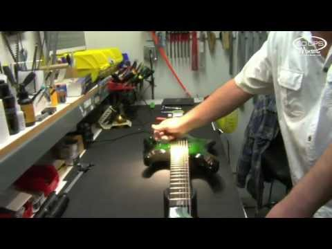 Sterling Guitars by Music Man Quality Inspection at Sterling Headquarters