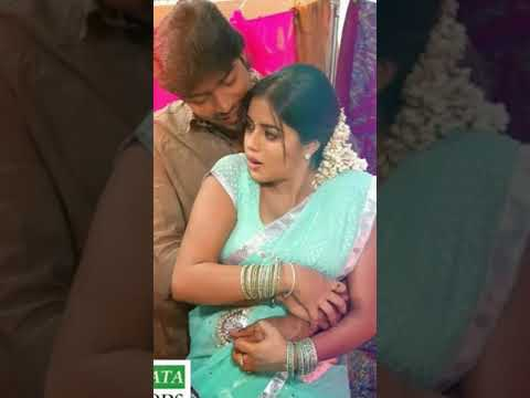 Poorna Boobs Enjoyed By Actor