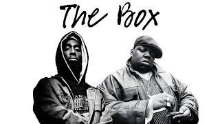 2Pac \u0026 Biggie - The Box (Remix) ft. Roddy Ricch