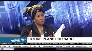 SABC interim board chair, Khanyisile Kweyama outlines future plans