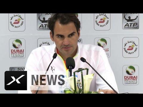 """Roger Federer über Borna Coric: """"Einer wie Djokovic""""   ATP-Turnier in Dubai"""