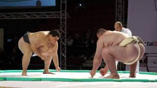 MU   +115kg   Semi Final   Hristov Hristo BUL vs Karaev Alan RUS