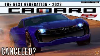 2023 Chevy Camaro KILLED OFF? (Latest News & What We Know)