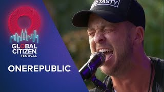 Onerepublic Performs Halo | Global Citizen Festiva