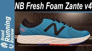 ¿Cómo son las New Balance Fresh Foam Zante v4?
