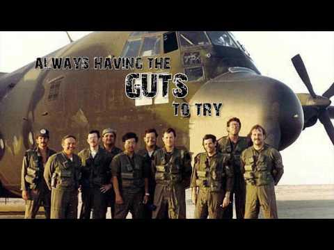 We are Air Commandos!