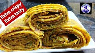 mooli paratha banane Ka ye tareeka Aapne pehle Dekha Nahi Hoga | ek dum crispy ke koi pehchan na pae