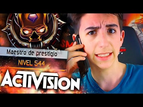 Trolleo a ACTIVISION y subo a NIVEL 500