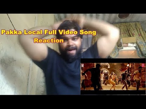 Pakka Local Full Video Song - Janatha Garage  - Jr  NTR, Kajal , Mohanlal - Chandan's Reaction