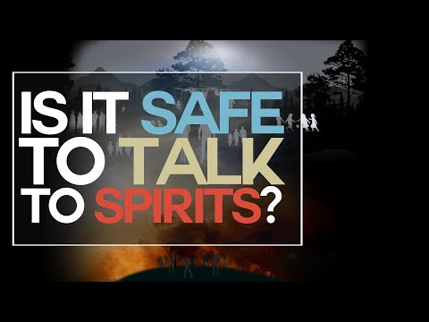 Is It Safe To Talk To Spirits? - Swedenborg and Life