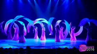 Best of Bellydance Only 2016 Festival - Oriental ensemble Bellyrina