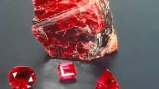 Cara Membedakan Batu Merah Delima ASLI DAN PALSU