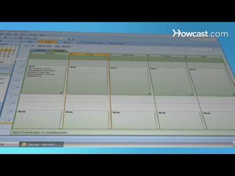 How to Add an Internet Calendar to Outlook 2007
