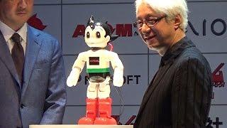 講談社は4月、全70号の雑誌についてくる部品を組み立てると家庭用ロボットの「鉄腕アトム」が完成する「週刊 鉄腕アトムを作ろう!」を...