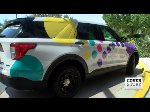 Golisano uses new vehicle to transport kids with mental health needs