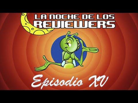 La Noche de los Reviewers - Episodio #15 (Completo) - Series Animadas (Ft. La Zona Cero)