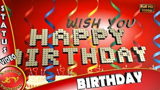 Gambar cover Beautiful Happy Birthday Wishes,Quotes,Message,Images,Ecard,Greetings,Animation,Whatsapp Video