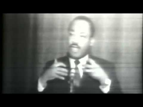 MLK - What is your life's blueprint?