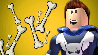 WE BREAK 1 million bones! Roblox