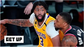 How the Blazers exposed the Lakers' biggest problems in Game 1 | Get Up