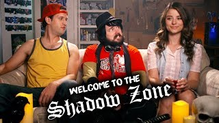 LARP, Spiritual Guidance, & Onyx Goes Undercover (Welcome to the Shadow Zone w/ Onyx the Fortuitous)