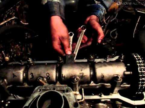 Регулировка клапанов и трамблёра ВАЗ 2106