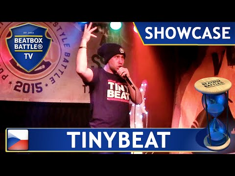 TinyBeat from Czech Republic - Showcase - Beatbox Battle TV