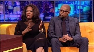 """Oprah Winfrey & Forest Whitaker"" On The Jonathan Ross Show Series 5 Ep 6 16 November 2013 Part 2/4"