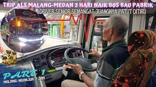 Download lagu TRIP MALANG-MEDAN NAIK ALS 347 TERBARU VOYAGER 3 HARI 6 JAM [PART 1]