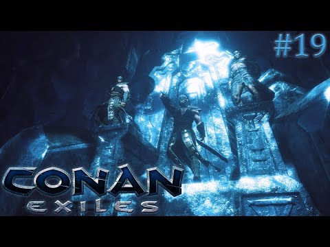 Conan Exiles - The Temple of Frost, Black Ice and The Barrow King - Full Release E19