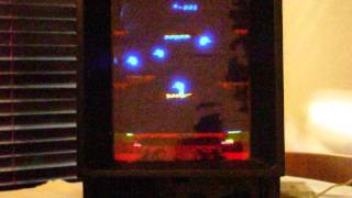 Joust Evolution - International Play Your Vectrex Day 2014