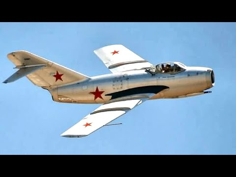 MiG-15 Fighter Documentary - MADE in the USSR
