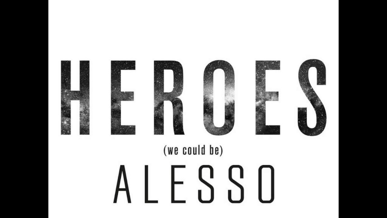 Heroes alesso скачать бесплатно mp3