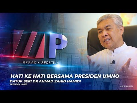 Hati ke hati bersama Presiden UMNO